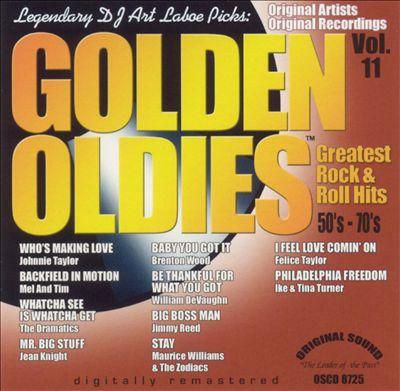 Golden Oldies, Vol. 11 [Original Sound 2003]