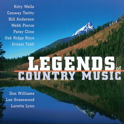 Legends of Country Music [Universal]