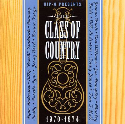The Class of Country: 1970-1974
