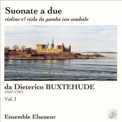 Buxtehude: Suonate a due, Vol. 1