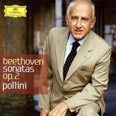 Beethoven: Piano Sonatas, Op. 2