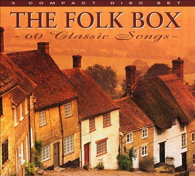The Folk Box [Disky]
