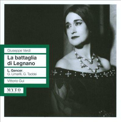 Giuseppe Verdi: La battaglia di Legnano [11 Bonus Tracks]