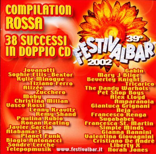 Festivalbar 2002: Compilation Rossa