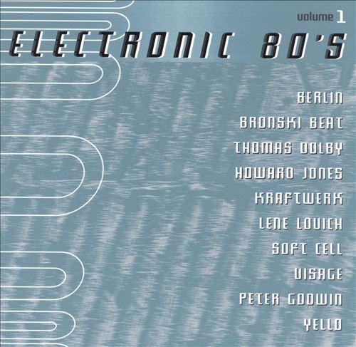 Electronic Eighties, Vol. 1