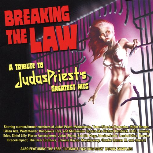 Breaking the Law: A Tribute to Judas Priest's Greatest Hits