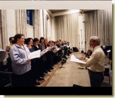 Geoffrey Mitchell Choir