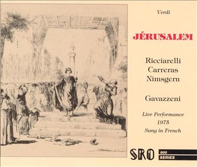 Verdi: Jérusalem