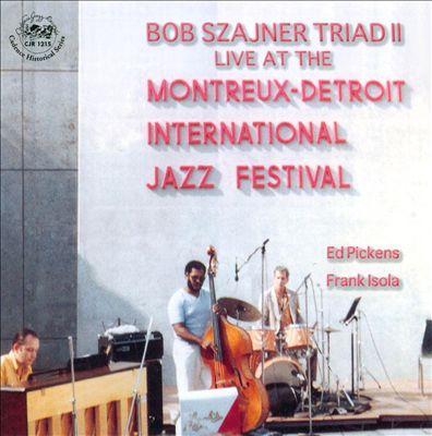Live at the Detroit Montreux Jazz Fest 1981