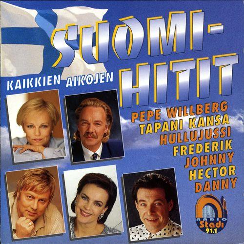 Kaikkien Aikojen Suomihitit