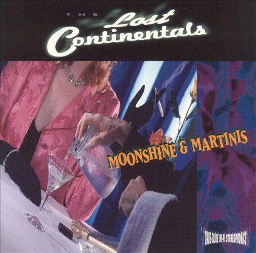 Moonshine & Martinis