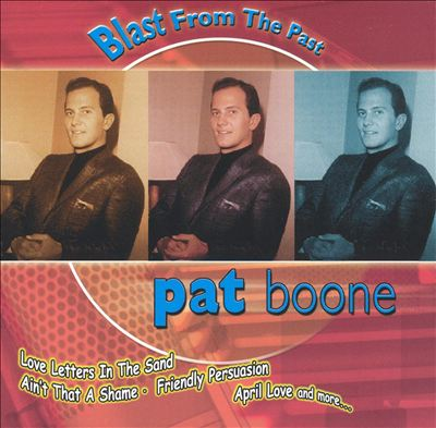 Blast from the Past: Pat Boone