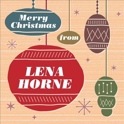 Merry Christmas from Lena Horne