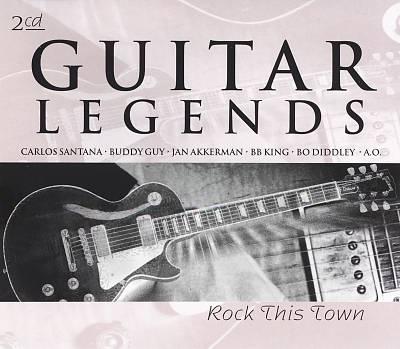 Guitar Legends: Rock This Town