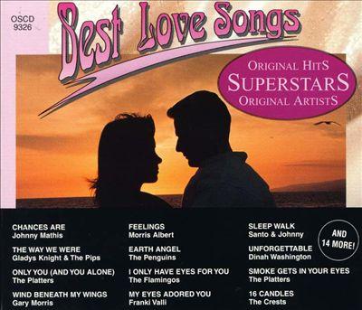 Superstars Best Love Songs, Vol. 1-2