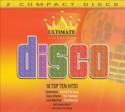 Ultimate Collection: Disco