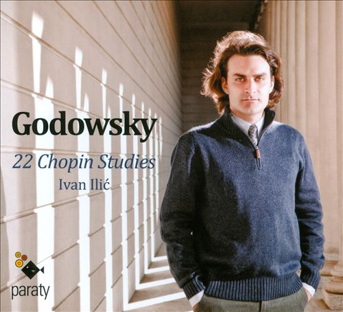 Leopold Godowsky: 22 Chopin Studies