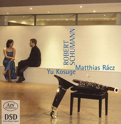 Schumann: Works for Bassoon & Piano