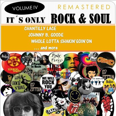 It's Only Rock & Soul, Vol. 4