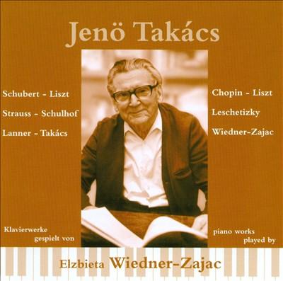 Piano Works Played by Elzbieta Wiedner-Zajac