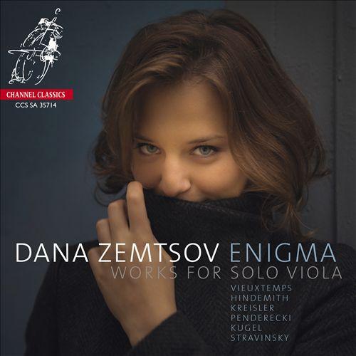 Enigma: Works for Solo Violin
