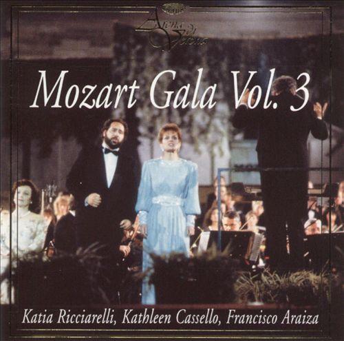 Mozart Gala, Vol. 3