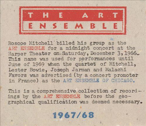 Art Ensemble: 1967/68
