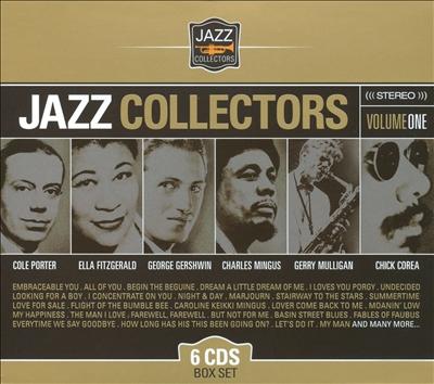 Jazz Collectors, Vol. 1 [Music Brokers]