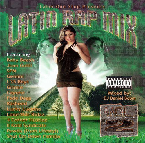 Latin Rap Mix, Vol. 2
