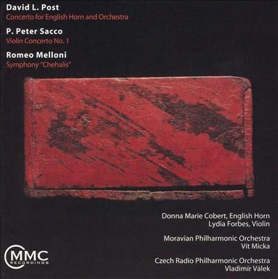 Music by David L. Post, P. Peter Sacco & Romeo Melloni