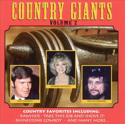 Country Giants, Vol. 2 [Legacy]