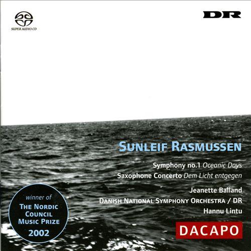 Sunleif Rasmussen: Symphony No. 1