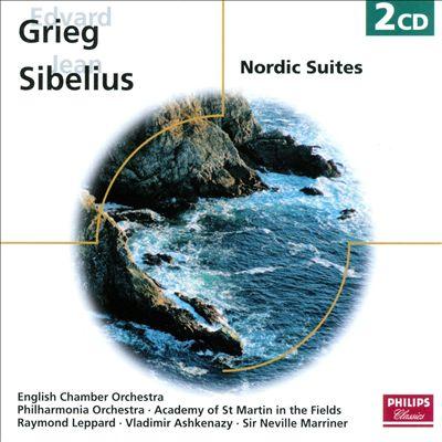 Grieg, Sibelius: Nordic Suites