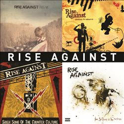 Endgame/Appeal to Reason/Siren Song of the Counter Culture/The Sufferer & The Witness