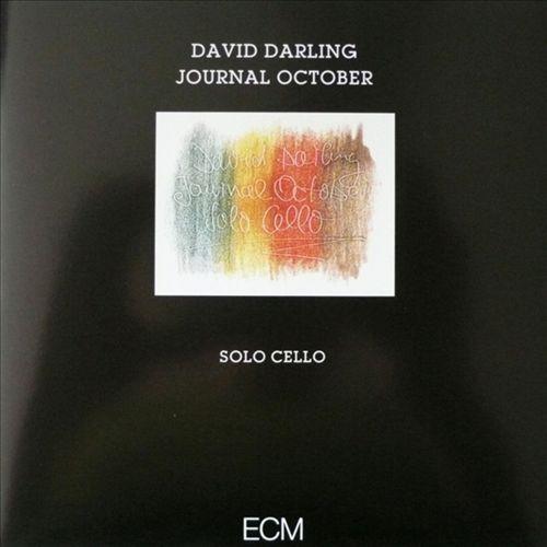 Journal October: Solo Cello