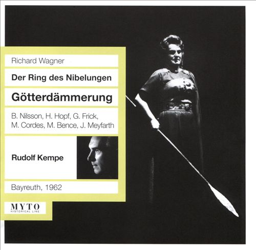 Wagner: Der Ring des Nibelungen - Götterdämmerung (Bayreuth, 1962)