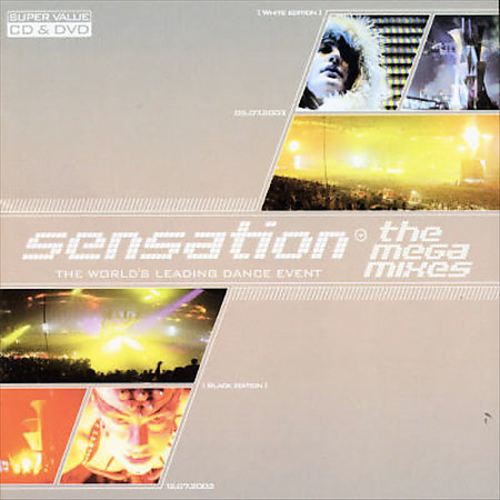 Sensation: The Mega Mixes
