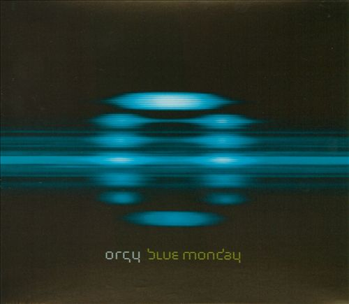 Blue Monday/Stitches