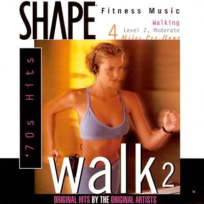 Shape Fitness Music: Walk, Vol. 2: 70s Hits