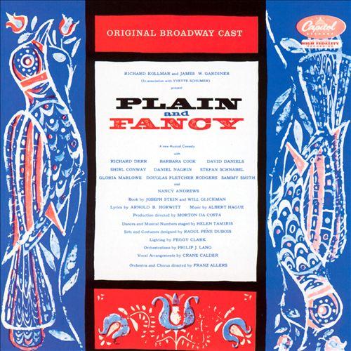 Plain and Fancy (Original Broadway Cast Recording)