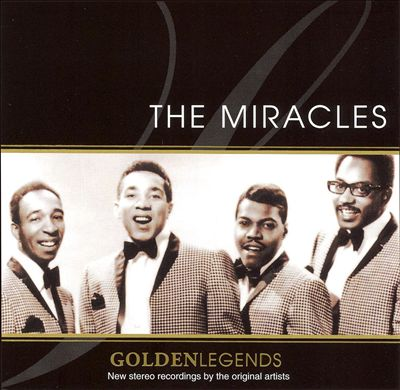 Golden Legends: The Miracles