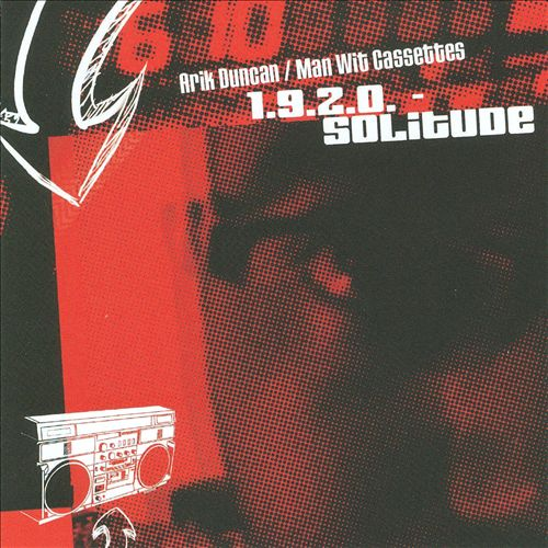 Man Wit Cassettes: 1.9.2.0. Solitude