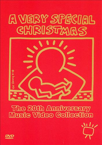 A Very Special Christmas: 20th  Anniversary Music Video Collection  [DVD]