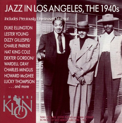 Jazz in L.A.: The 1940s