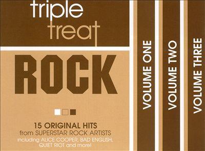 Triple Treat: Rock