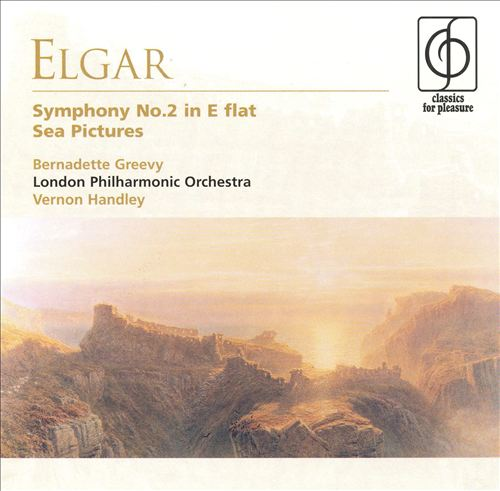 Elgar: Symphony No. 2 in E flat; Sea Pictures
