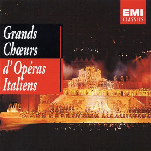 Grands Choeurs D'operas Italiens [United Kingdom]