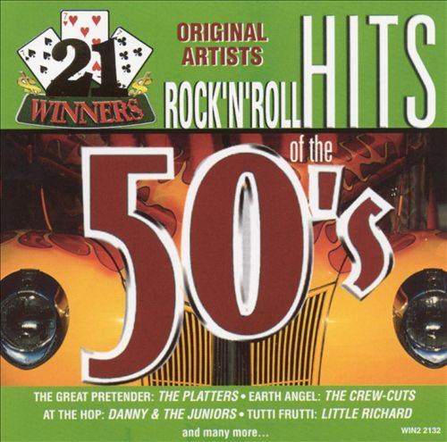 21 Winners: Rock 'N' Roll Hits of the 50's [1997]