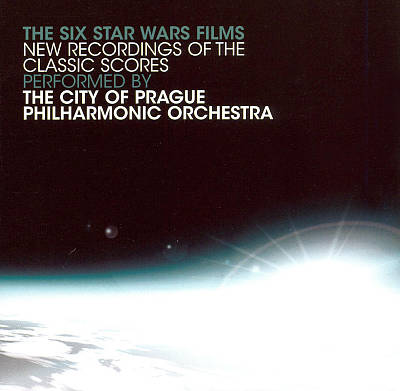 The Six Star Wars Films: New Recordings of the Classic Scores