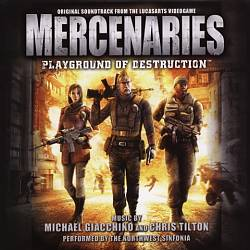 Mercenaries: Playground of Destruction (Original Soundtrack)